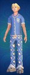イベントパジャマレイブンクロー
