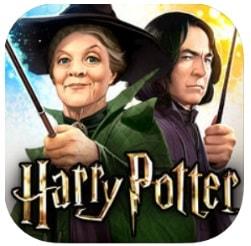 ハリーポッターアプリ アイコン