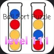 Ball Sort Puzzle(ボールソートパズル)攻略「レベル111」の問題と答えまとめ