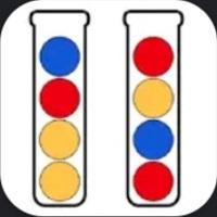 アプリゲームBall Sort Puzzle(ボールソートパズル)とは