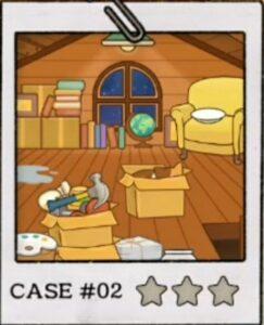 にゃん探偵ミオ 攻略「事件2:屋根裏のねこたち」の答えまとめ【隠れたねこを探せ】